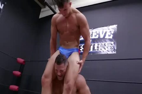 Daddy And Son Wrestling! Daddy Is So lovely In Minimal Speddo, not quite A belt